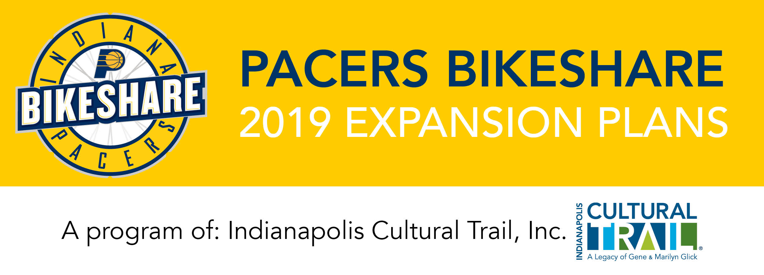 Pacers Bikeshare Expansion 2019